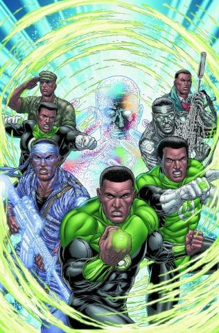 Green Lantern Corps #18