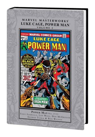 Luke Cage, Power Man Vol. 2 (Marvel Masterworks)