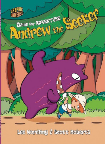 Game for Adventure Vol. 1: Andrew the Seeker