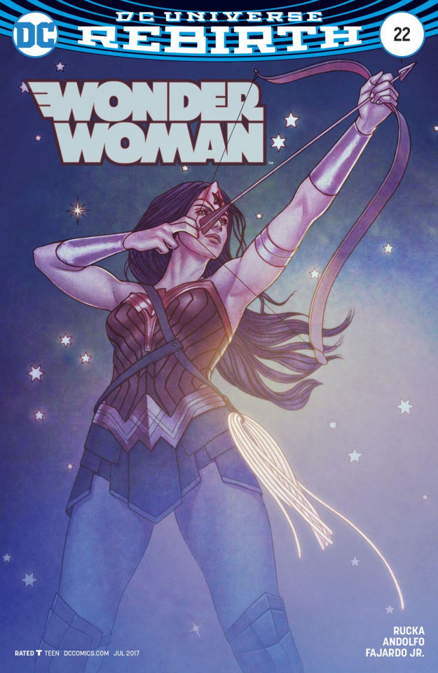Wonder Woman #22 (Variant Cover)