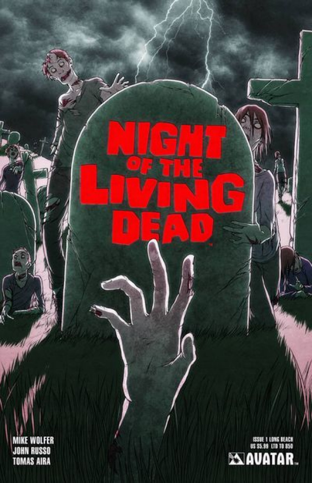 Night of the Living Dead #1 (Long Beach Edition)