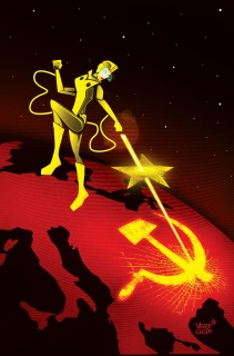 Divinity III: Stalinverse #2 (10 Copy Veregge Cover)