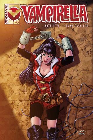 Vampirella #6 (Davila Cover)