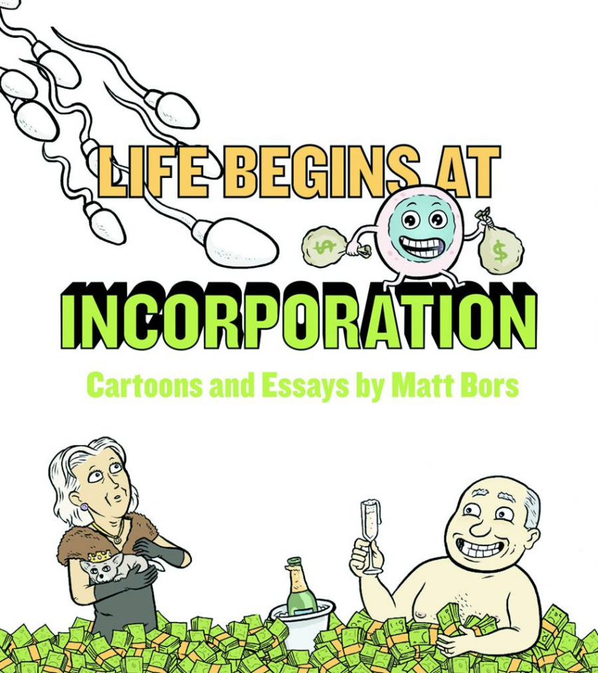 Life Begins At Incorporation