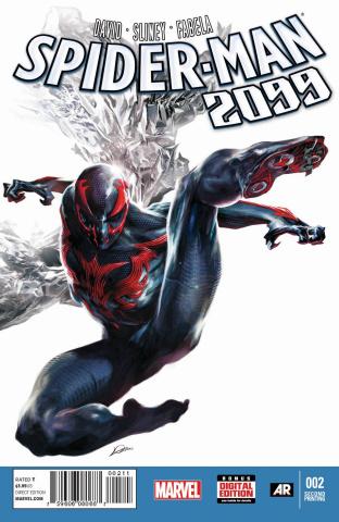 Spider-Man 2099 #2 (2nd Printing)