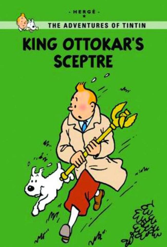 Tintin: King Ottokar's Sceptre