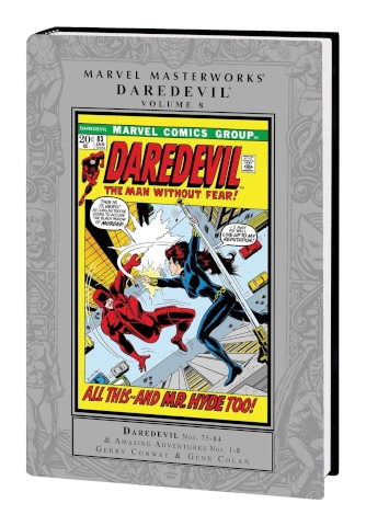 Daredevil Vol. 8 (Marvel Masterworks)