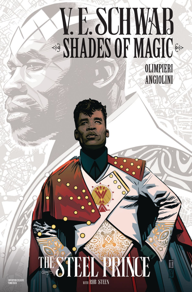 Shades of Magic #1 (Steel Prince NYCC Coker Cover)