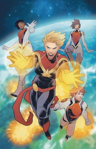 The Mighty Captain Marvel #8