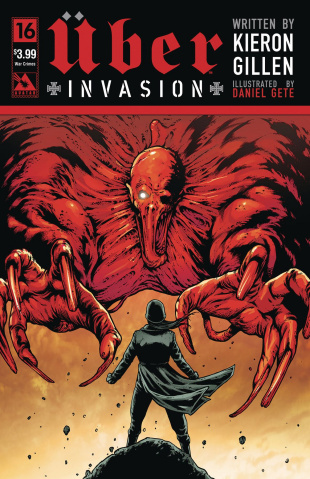 Über: Invasion #16 (War Crimes Cover)