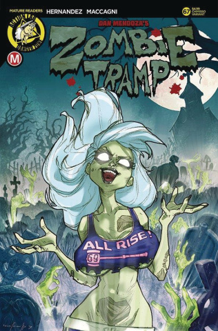 Zombie Tramp #67 (Chimisso Cover)