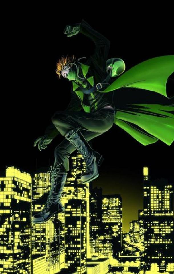 The Green Hornet Strikes #7