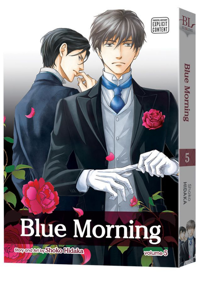 Blue Morning Vol. 5