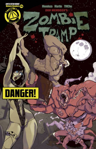 Zombie Tramp #11 (Risque Cover)