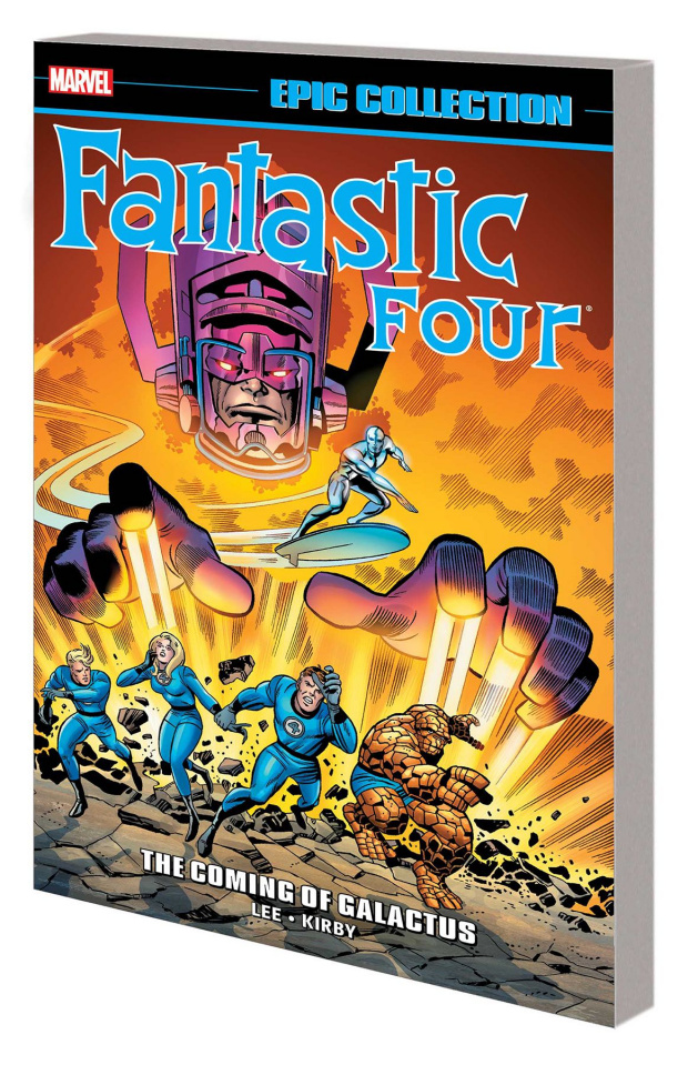 Fantastic Four: The Coming of Galactus (Epic Collection)