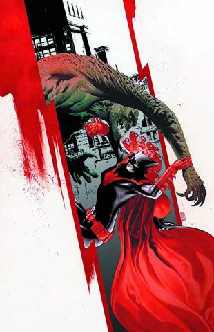 Batwoman #21