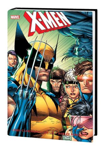 X-Men by Chris Claremont & Jim Lee Vol. 2 (Omnibus)