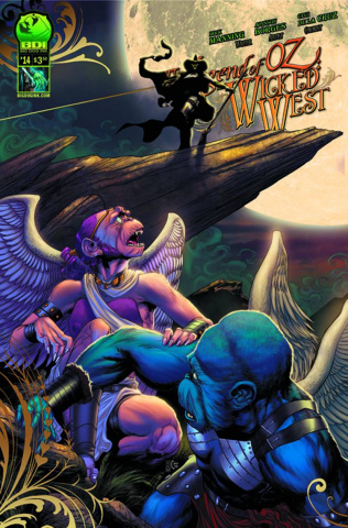 The Legend of Oz: The Wicked West #14