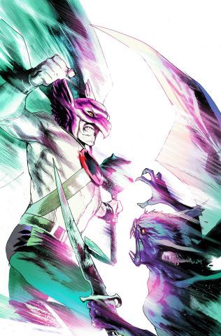 Convergence: Hawkman #2