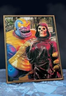 Thanos #1 (Kropinak Toy Cover)
