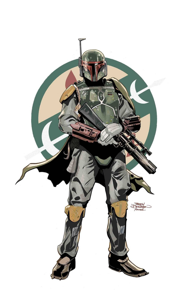 Star Wars: Age of Rebellion - Boba Fett #1