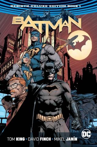 Batman: Rebirth Book 1