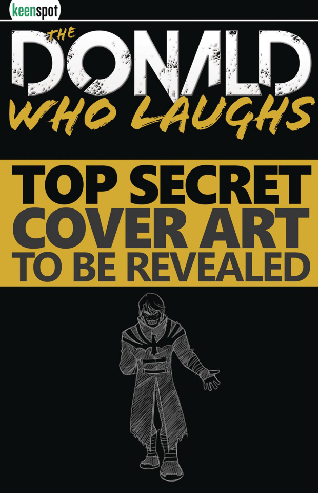 The Donald Who Laughs #2 (Lenticular Cover)