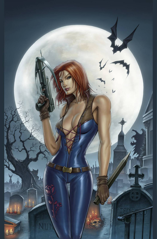 Grimm Fairy Tales #103 (Metcalf Cover)