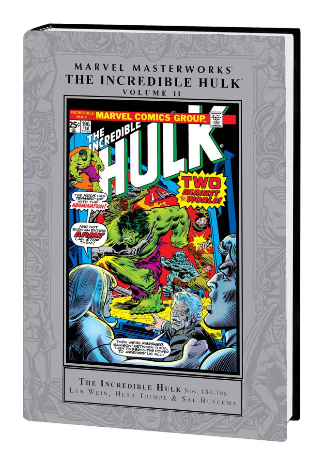 The Incredible Hulk Vol. 11 (Marvel Masterworks)