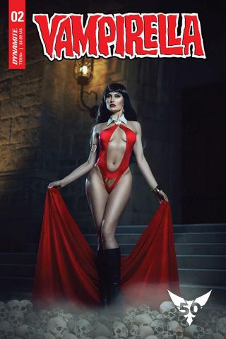 Vampirella #2 (Cosplay Cover)