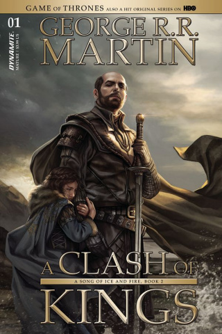 A Game of Thrones: A Clash of Kings #1 (Villeneuve Cover)