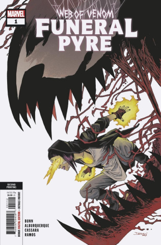 Web of Venom: Funeral Pyre #1 (2nd Printing)