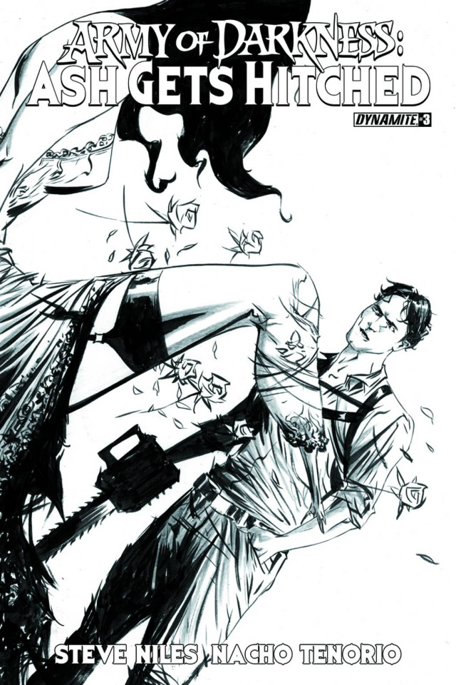 Army of Darkness: Ash Gets Hitched #3 (10 Copy Lee Cover)