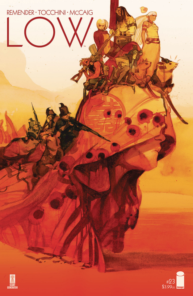 Low #23 (Tocchini Cover)
