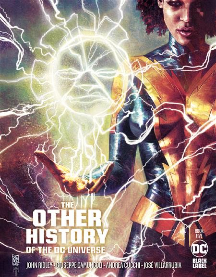 The Other History of the DC Universe #5 (Giuseppe Camuncoli & Marco Mastrazzo Cover)