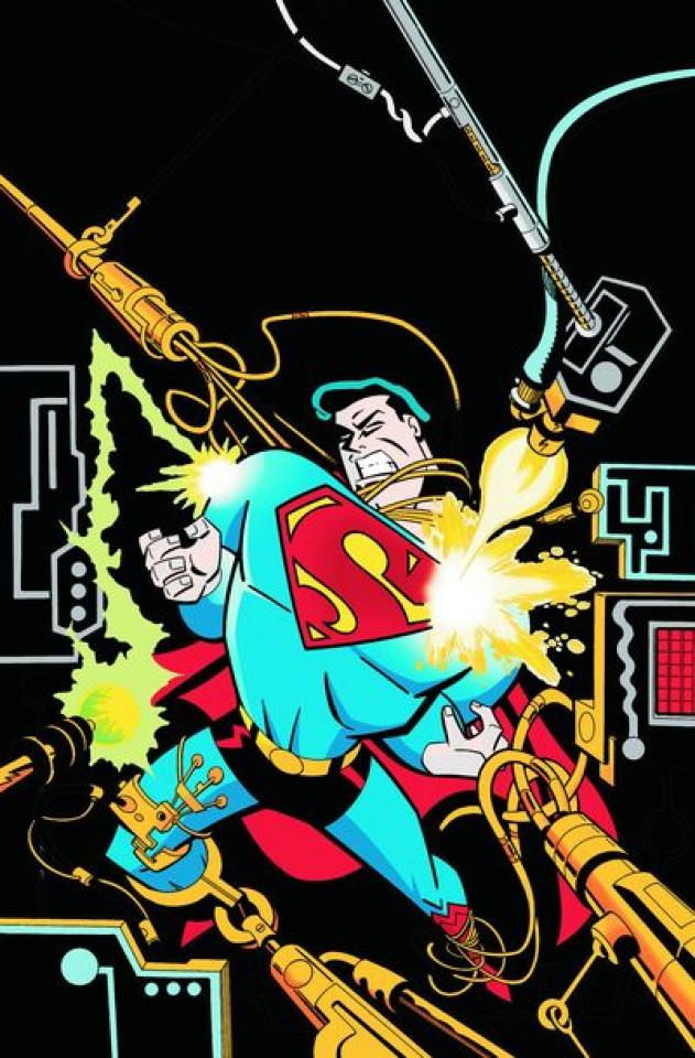 DC Comics Presents: Superman Adventures #1