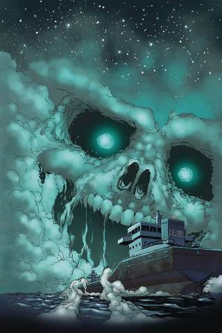 Grimm Fairy Tales: Tales of Terror #4 (Cover B)