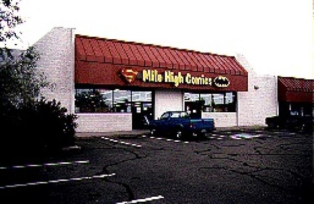Mile High Comics Megastore