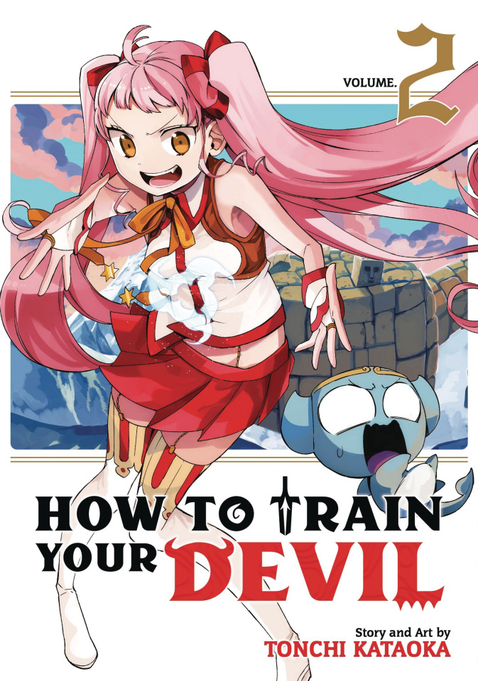 How to Train Your Devil Vol. 2