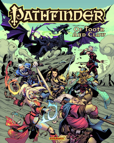 Pathfinder Vol. 2: Of Tooth and Claw