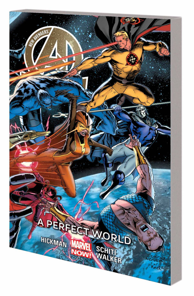 New Avengers Vol. 4: A Perfect World