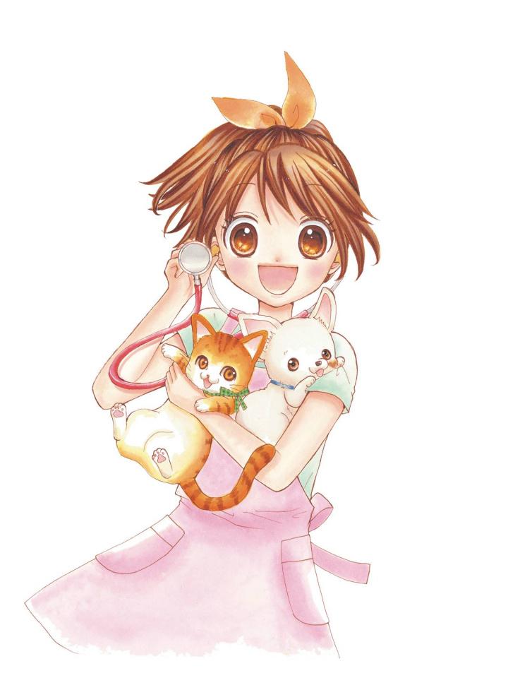 Yuzu: Pet Vet Vol. 8