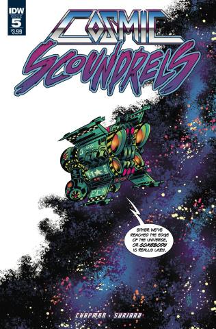 Cosmic Scoundrels #5