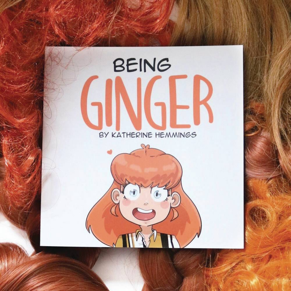 Being Ginger