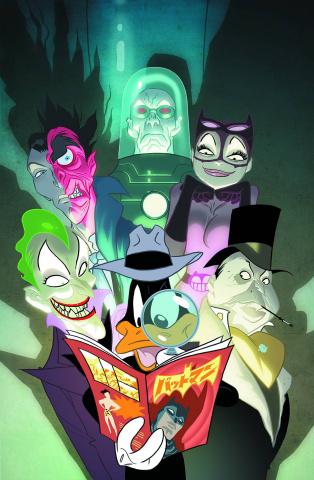 Detective Comics #46 (Looney Tunes Cover)