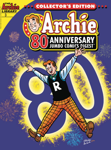 Archie 80th Anniversary Jumbo Comics Digest #3