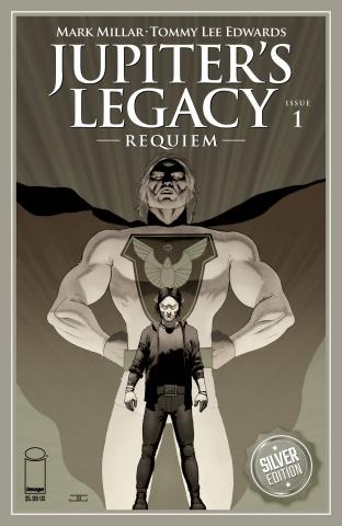 Jupiter's Legacy: Requiem #1 (10 Copy Foil Cover)