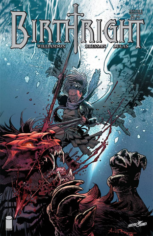 Birthright #3 (2nd Printing)