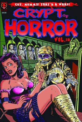 Crypt of Horror #15