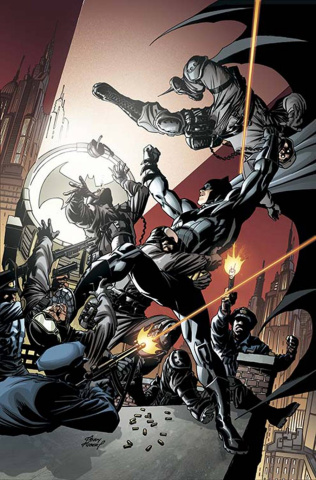 Batman Eternal #8